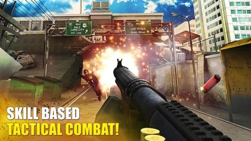 Counter Assault-Online FPS Game Android Free Download