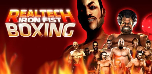 Iron Fist Boxing Game iOS Free Download