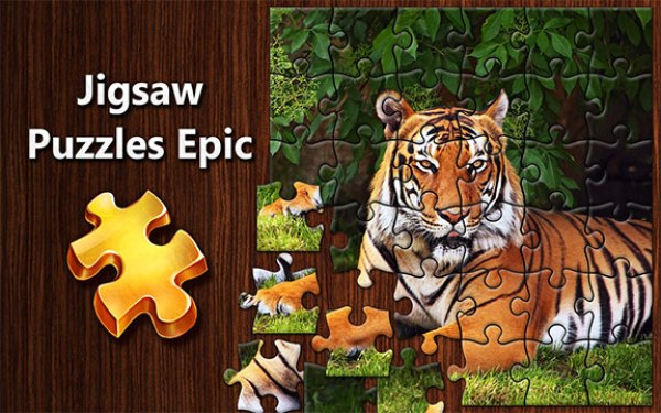 Jigsaw Puzzles Epic Game Android Free Download