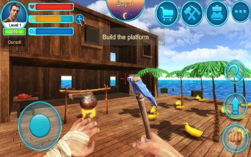 Ocean Survival 3D 2 Game Android Free Download