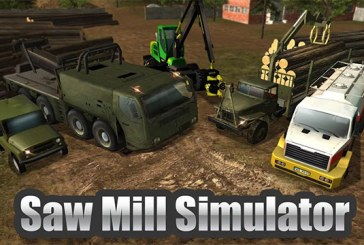Sawmill Driver Simulator 3D Game Android Free Download