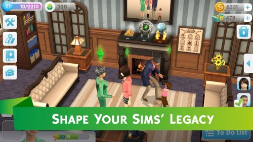 The Sims Mobile Game Ios Free Download