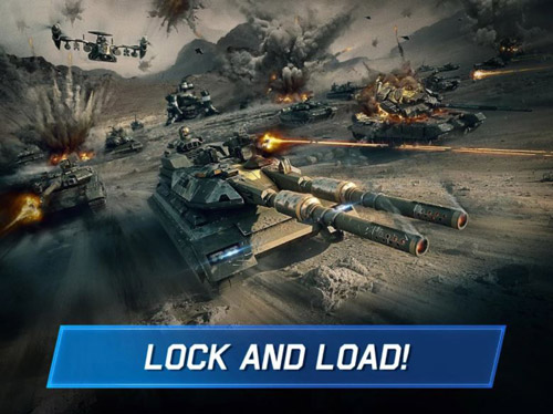 War Planet Online: Global Conquest Game Android Free Download