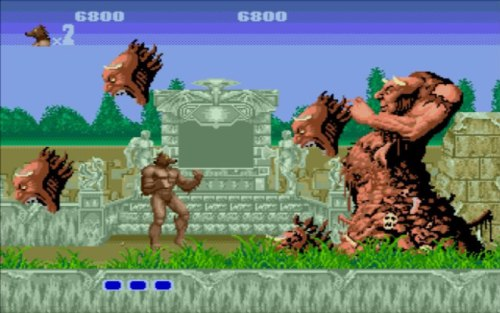 Altered Beast Classic Game Android Free Download