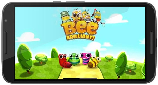 Bee Brilliant Game Android Free Download