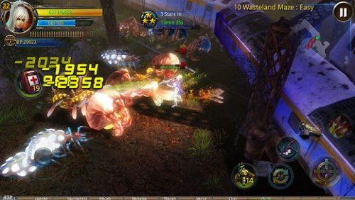 Broken Dawn II Game Android Free Download