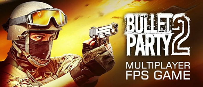 Bullet Party CS 2 GO STRIKE Game Android Free Download