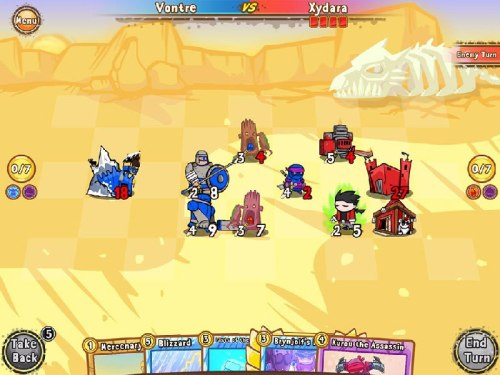 Cards and Castles Game Android Free Download
