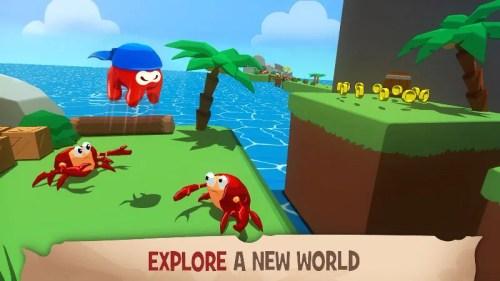 Kraken Land Platformer Adventures Game Android Free Download
