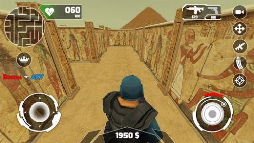 MazeMilitia Game Android Free Download