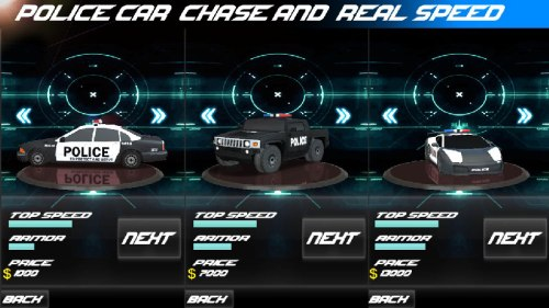 Police Car Chase Game Android Free Download