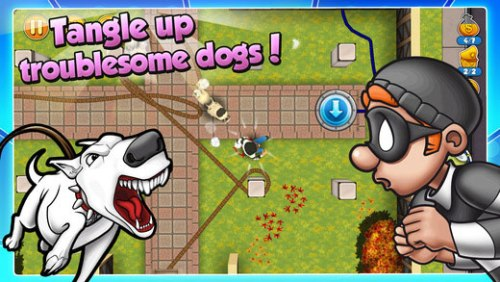 Robbery Bob 2: Double Trouble Game Android Free Download