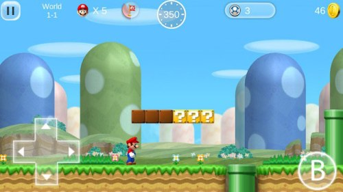 Super Mario 2 HD Game Android Free Download