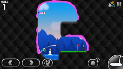 Super Stickman Golf 3 Game Android Free Download