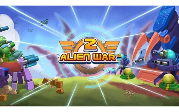 Tower Defense: Alien War TD 2 Game Android Free Download