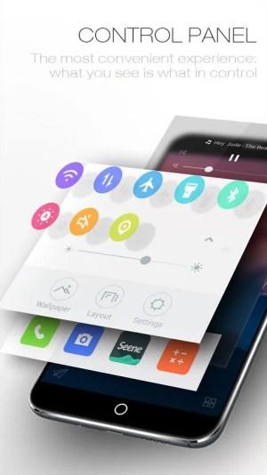 ZUI Locker-Elegant Lock Screen App Android Free Download