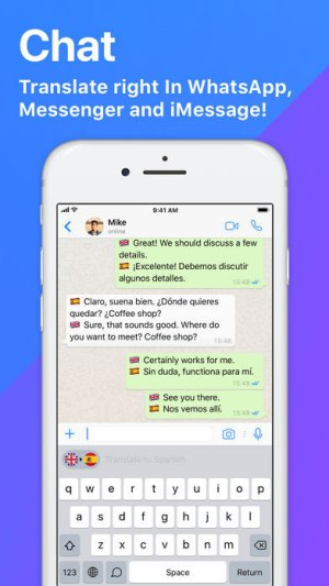 iTranslate Translator and Dictionary App Android Free Download