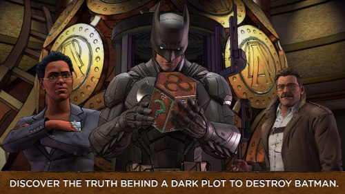 Batman The Enemy Within Game Android Free Download