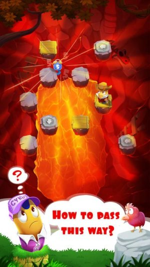 Cyrus Bean Jump Game Apk Android Free Download