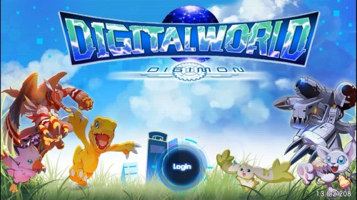 Digital World Apk Game Android Free Download