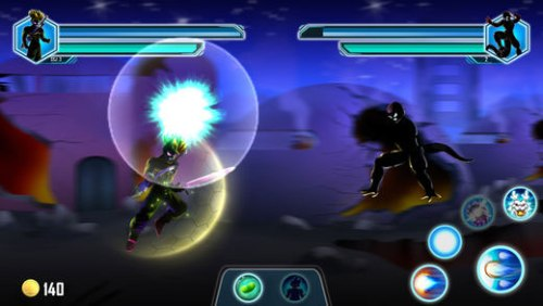 Dragon Shadow Battle Warriors: Super Hero Legend APK Android Download