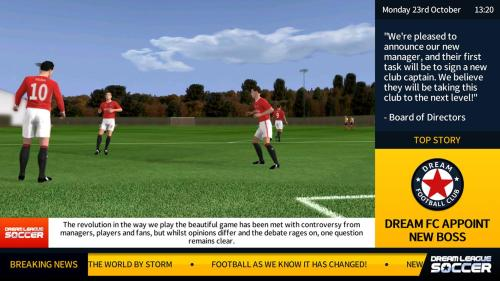 Dream League Soccer 2018 APK Game Android Free Download