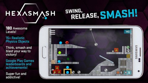 Hexasmash Pro Game Apk Android Free Download