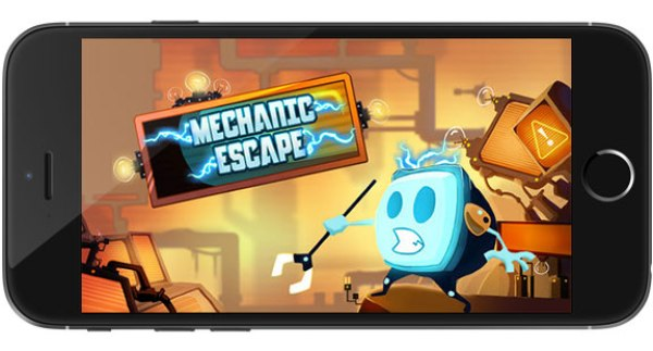 Mechanic Escape Game Android Free Download