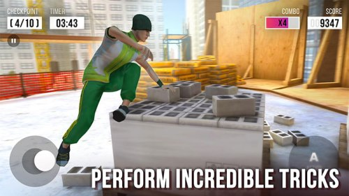 Parkour Simulator 3D Game Android Free Download