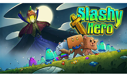 Slashy Hero Game Android Free Download