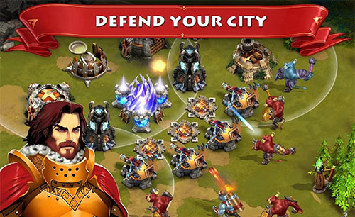 Storm of Wars Sacred Homeland Game Android Free Download