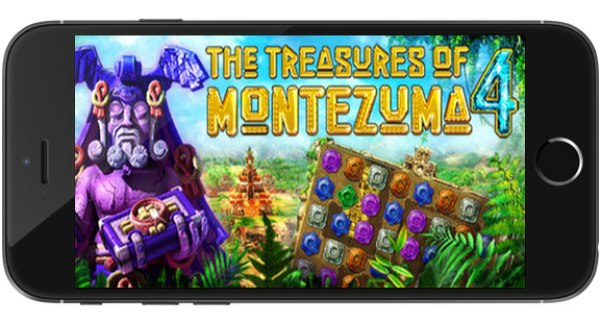 The Treasures Of Montezuma 4 Game Android Free Download