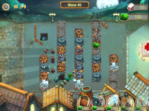 Zee End TD Ipa Game iOS Free Download