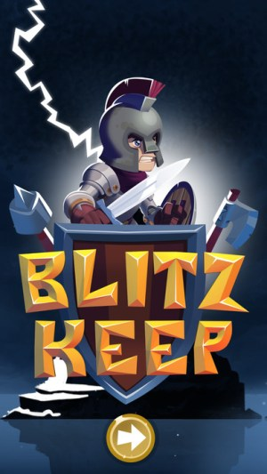 BlitzKeep Ipa Game iOS Free Download