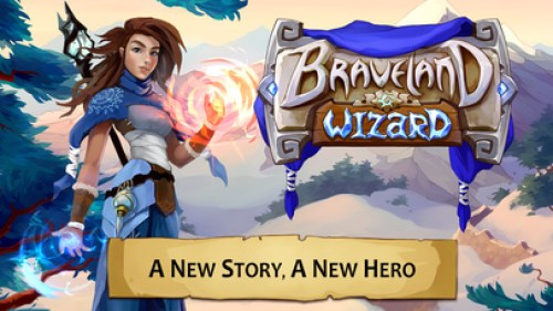 Braveland Wizard Ipa Game iOS Free Download