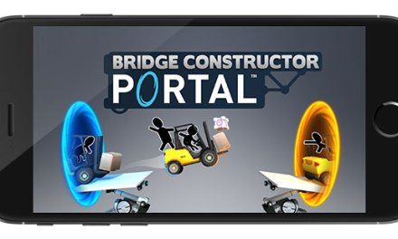 Bridge Constructor Portal Apk Game Android Free Download