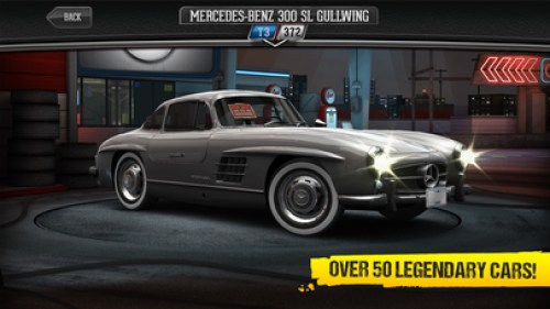 CSR Classics Ipa Game IOS Free Download