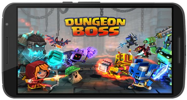 Dungeon Boss Apk Game Android Free Download