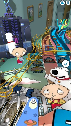 Family Guy Pinball Ipa Game iOS Free Download