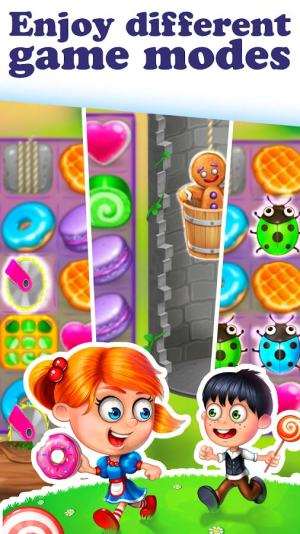 Gingerbread Story Deluxe Apk Game Android Free Download