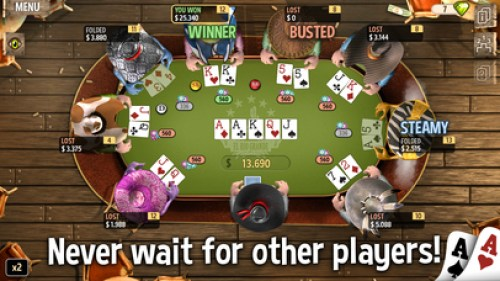 Governor of Poker 2 Premium Ipa Game iOS Free Download
