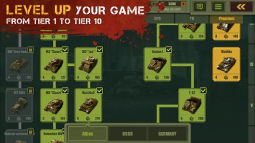 Iron 5 Tanks Apk Game Android Free Download