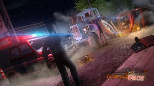 MadOut Open City 7 Apk Game Android Free Download