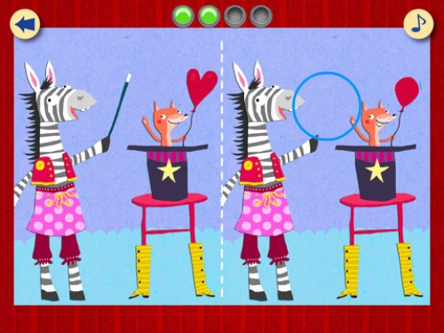 My First App - Vol. 2 Circus Ipa Game iOS Free Download