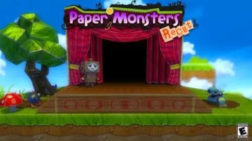 Paper Monsters Recut Ipa Game iOS Free Download