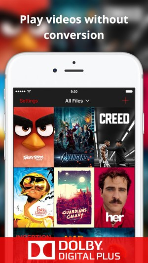 ProPlayer - the video player Ipa App iOS Free Download