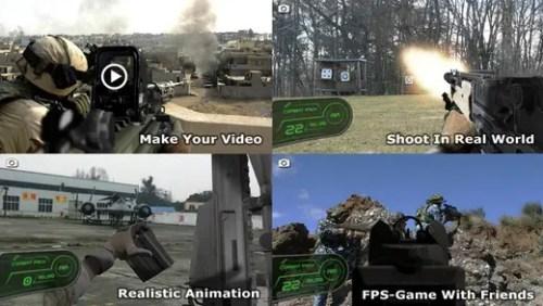 Real Strike-The Original 3D AR FPS Gun app Ipa Game iOS Free Download