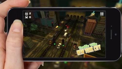 TrafficVille 3D: Traffic Jam in New York Ipa Game Ios Free Download
