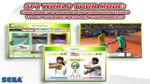 Virtua Tennis Challenge Ipa Game iOS Free Download
