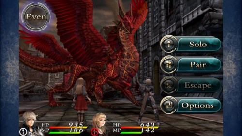 CHAOS RINGS 2 (II) Ipa Game iOS Free Download
